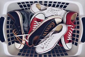 Een praktisch schoenenrek voor aan de deur