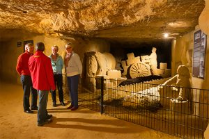 Grotten Limburg: Breng een bezoek aan MergelRijk